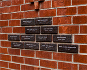 Engraved Plaques Page