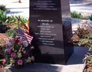 Veterans and Civic Memorials Page